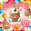Sweety 10ml -Topping-