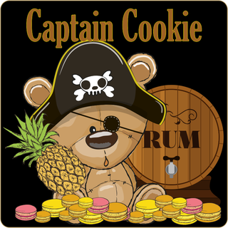 Captain Cookie 10ml