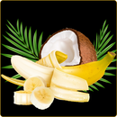 Banana-Cocos Cookie 10ml