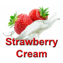 Strawberry Cream 10ml