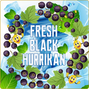 Fresh Black Hurrikan 10ml