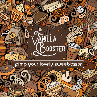 Vanilla Booster 10ml -Topping-
