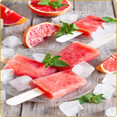 Frozen Grapefruit
